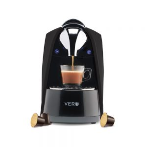 Black Infuso Coffee Machine