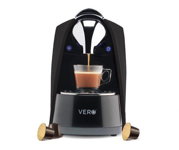 Black Infuso Coffee Machine