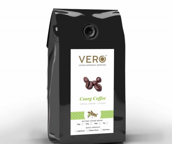 Coorg - Roasted Beans
