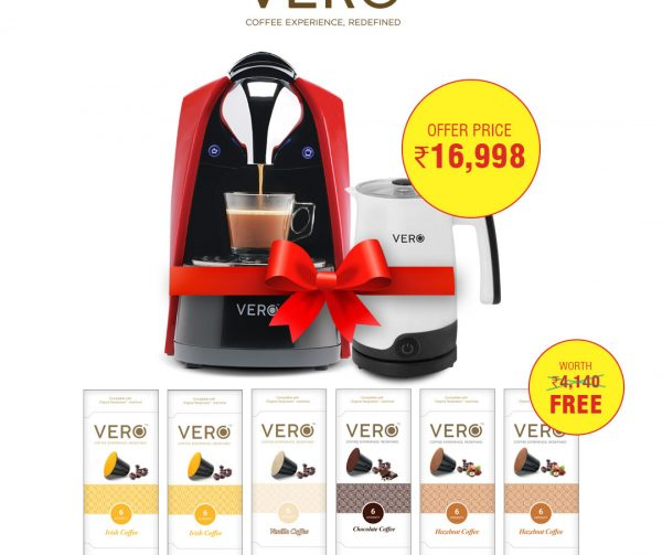 Infuso+frother+capsules