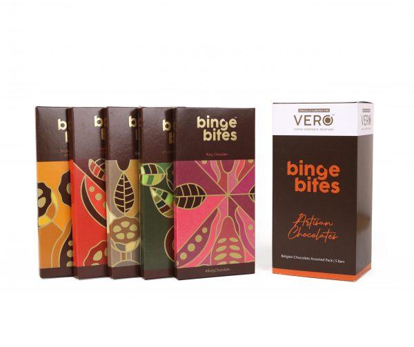 Belgian Chocolates Assorted Pack
