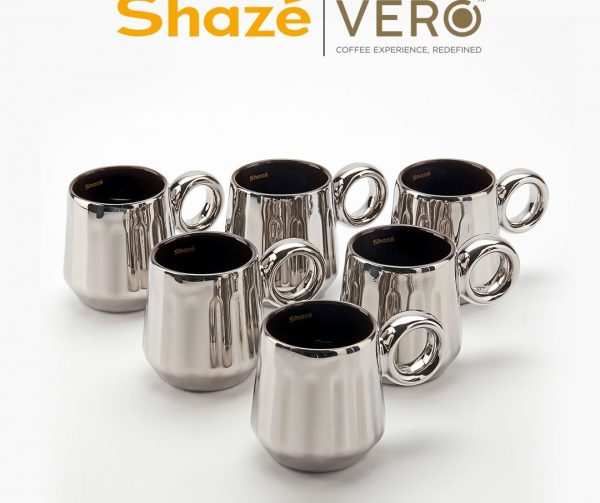 The Coffee Cup Gift Set - Set of 6